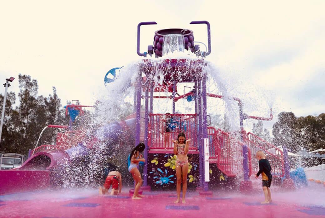 Crowne Plaza Hunter Valley Water Splash Park