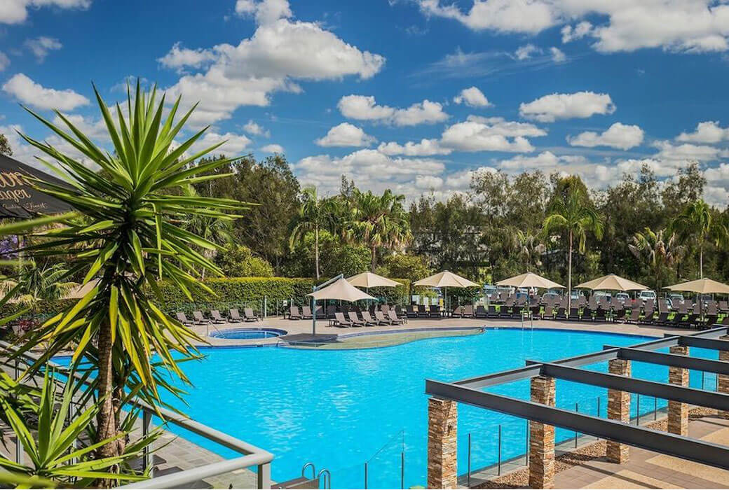 Crown Plaza Hunter Valley