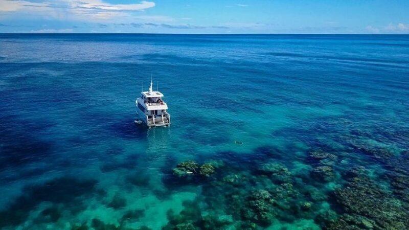 Queensland escapes Port Douglas