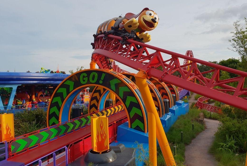 Disneyland new