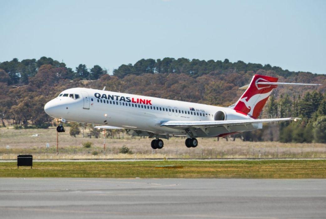 Qantas link half price flights