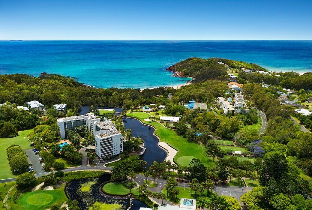 Pacific Bay Resort, Coffs Coast