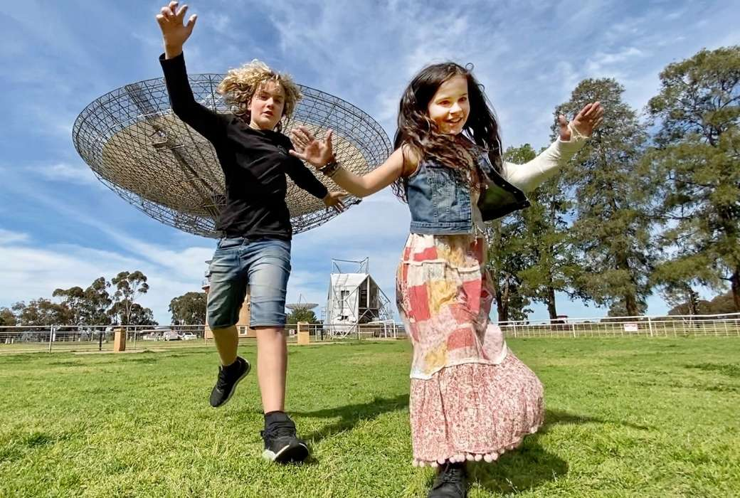 Parkes NSW scavenger hunt