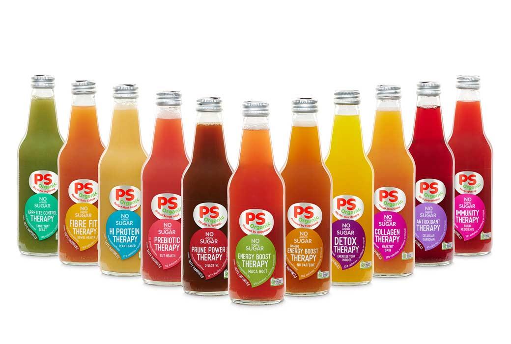 PS Organic soft drink