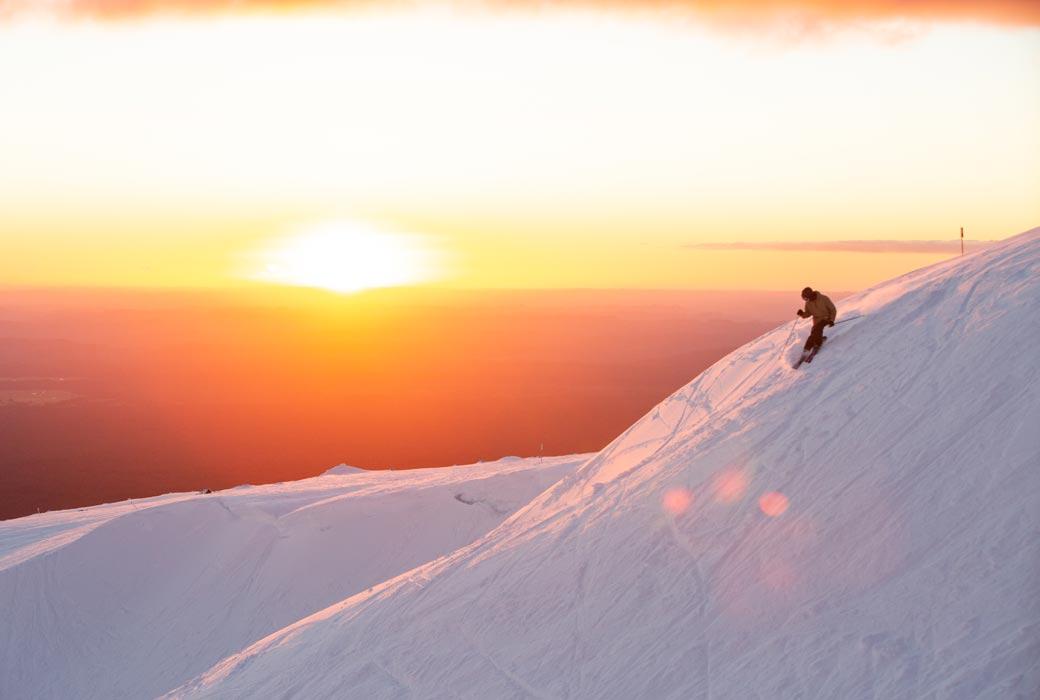 Tūroa Ski Area, Mt Ruapehu