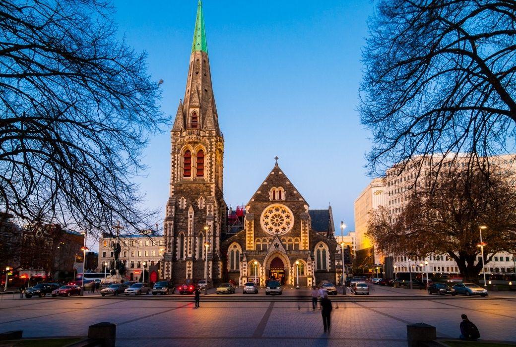 NZ travel bubble Christchurch