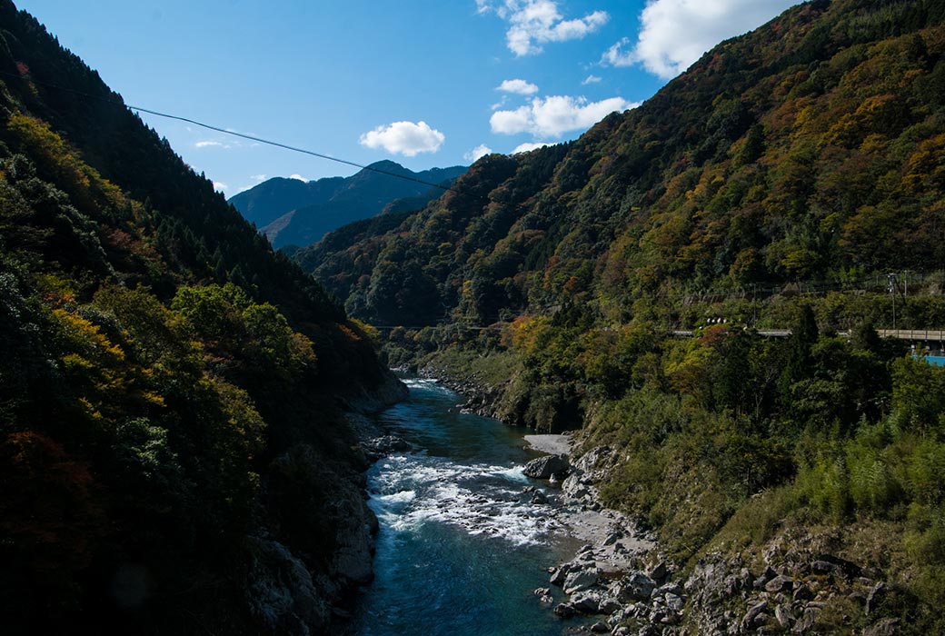 Valleys of Tokushima