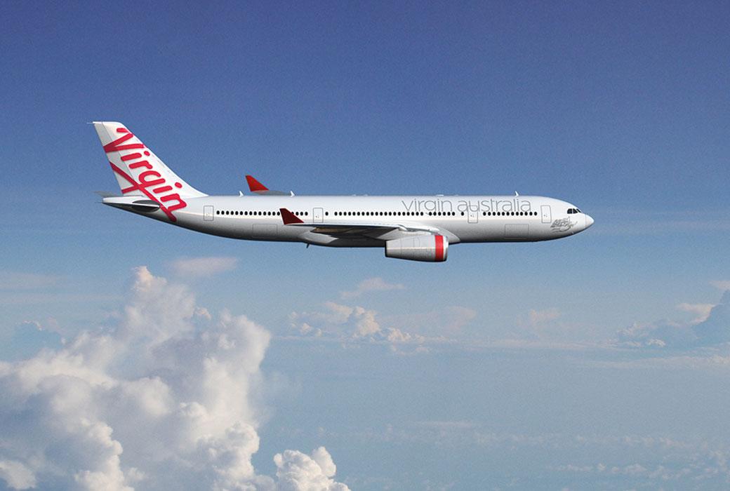 Virgin Australia half-price sale