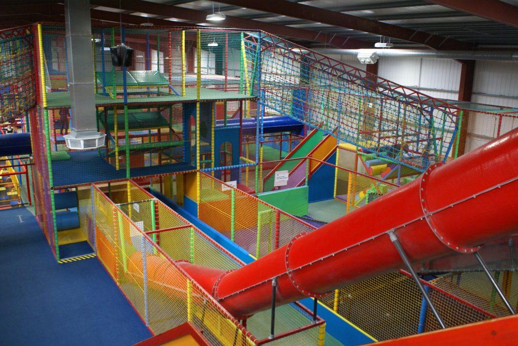 Big Fun soft play centre
