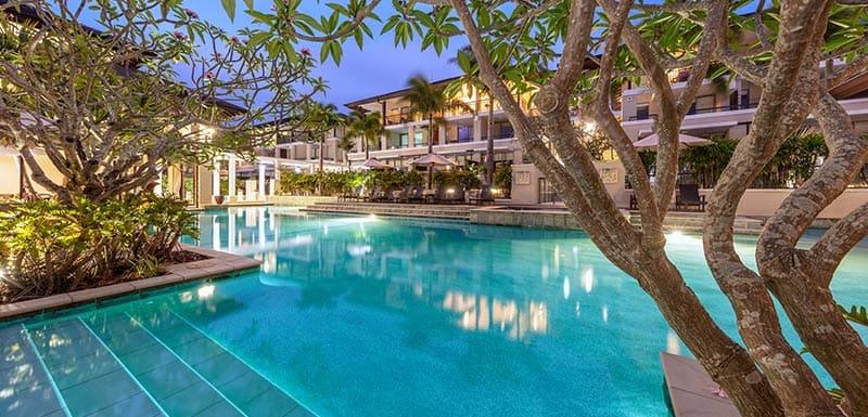 Oaks Casuarina Santai Resort
