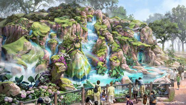 Disney Fantasy Springs Tokyo