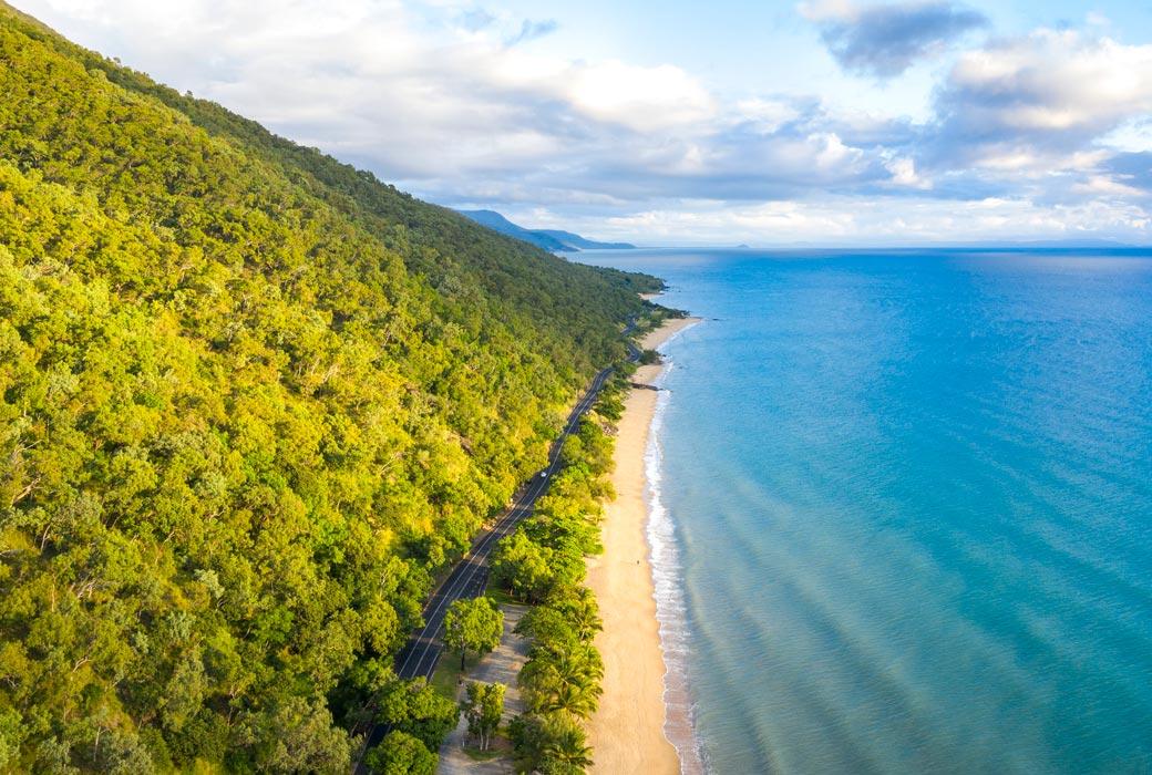 Great Barrier Reef Drive - family road trip Australia