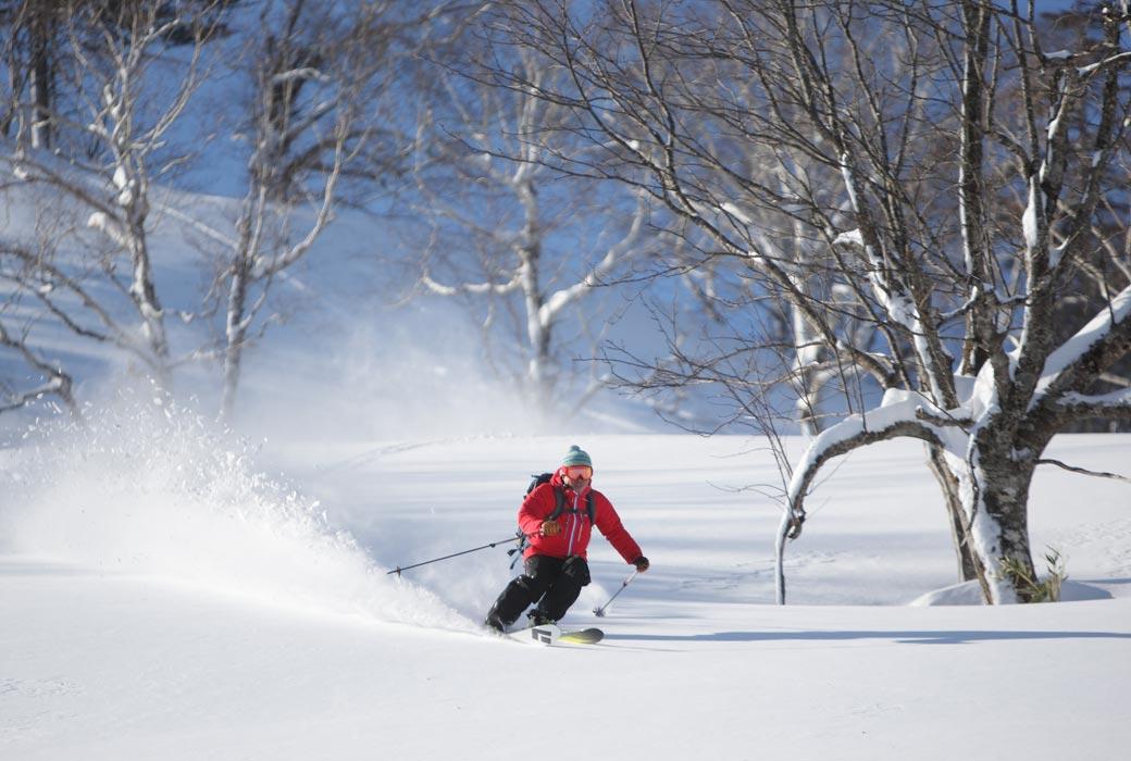 Hoshino Resorts Tomamu is on the Hokkaido Powder Belt