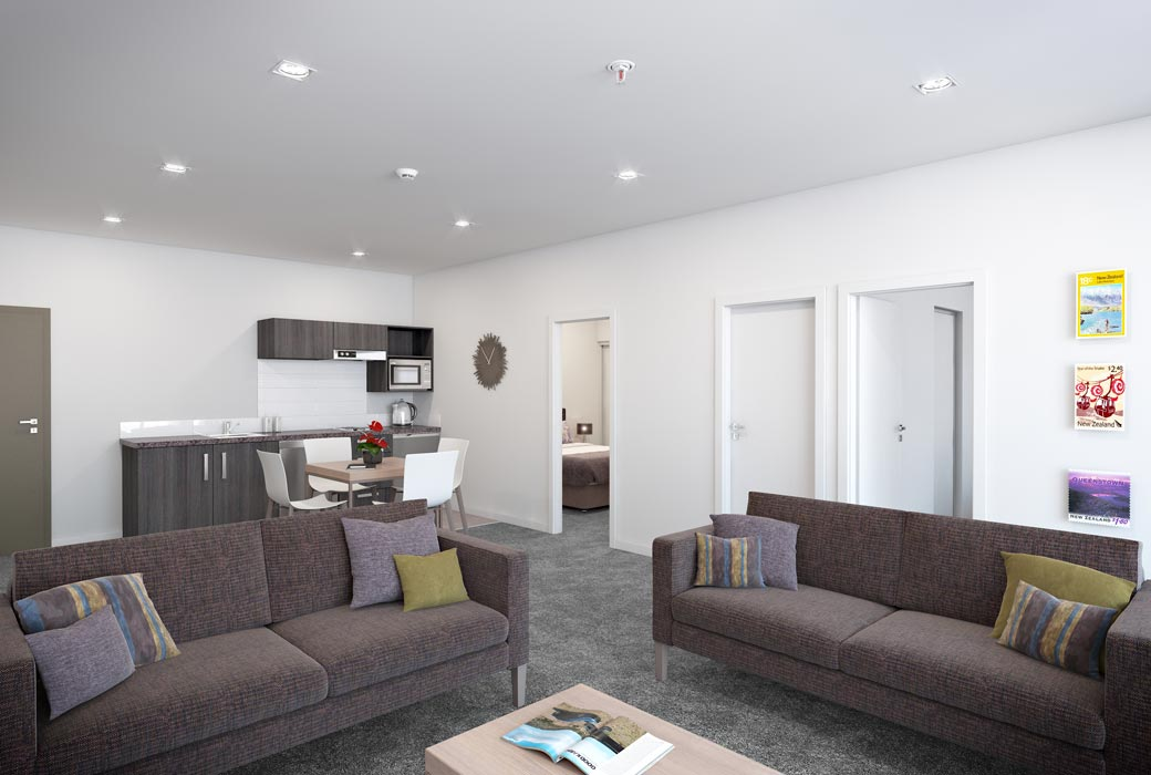 Ramada Suites Queenstown Remarkable Parks
