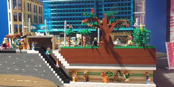 LEGO Sydney Tower Eye