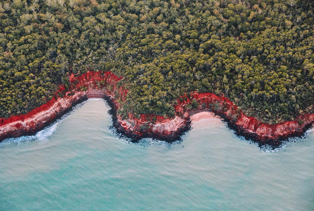 Tiwi Islands are one the best islands for a family holiday