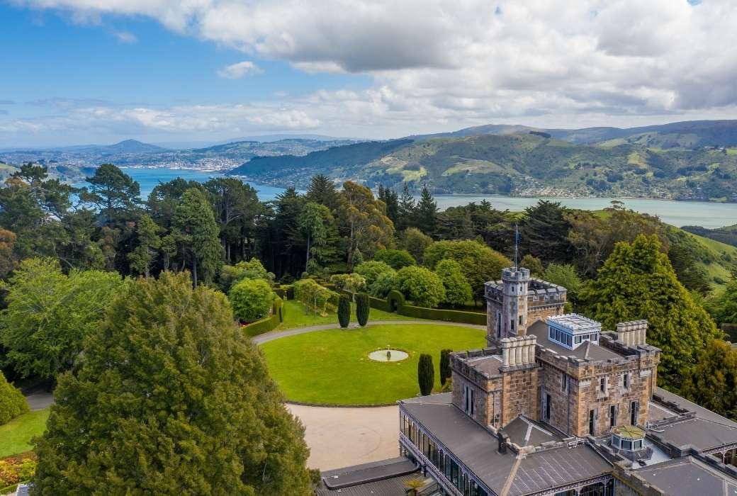 Larnarch Castle © Dunedin NZ