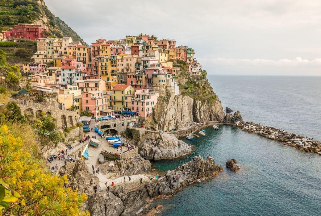 The Cinque Terra Italy