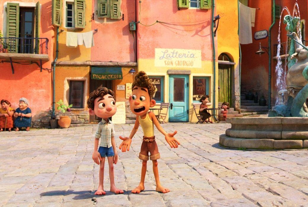 Luca Disney
