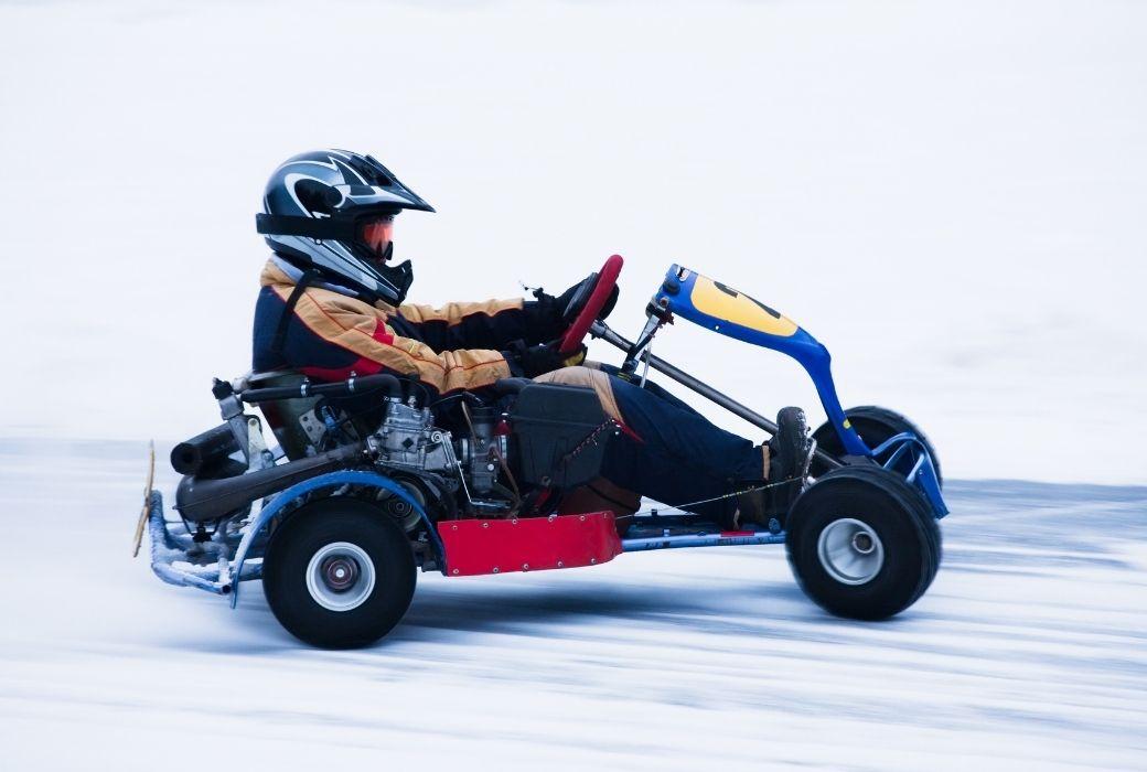 ice karting sydney