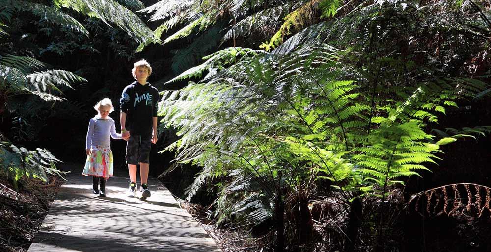 Australian National Botanic Gardens