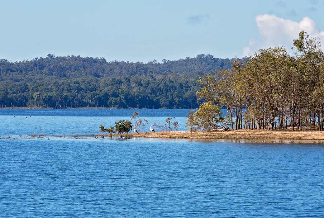 Lake Tinaroo, atherton tablelands