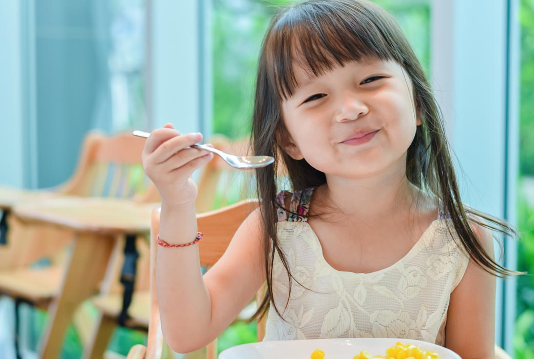 Free breakfast for kids at Pacific Hotel Brisbane