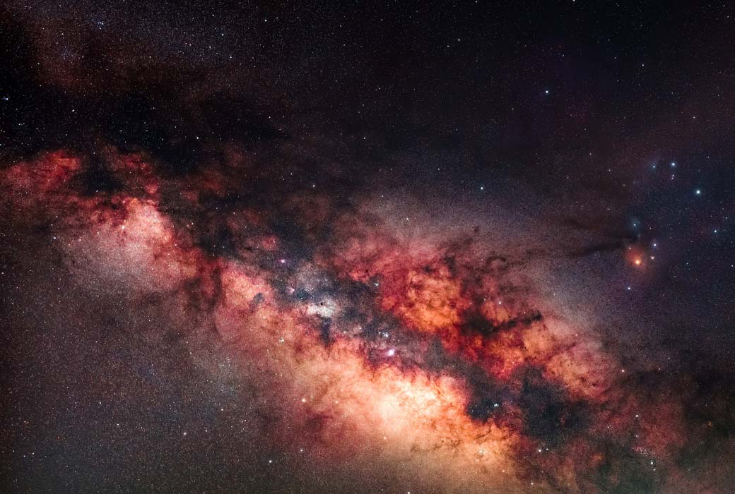 Astronomy tours with Night Sky Secrets
