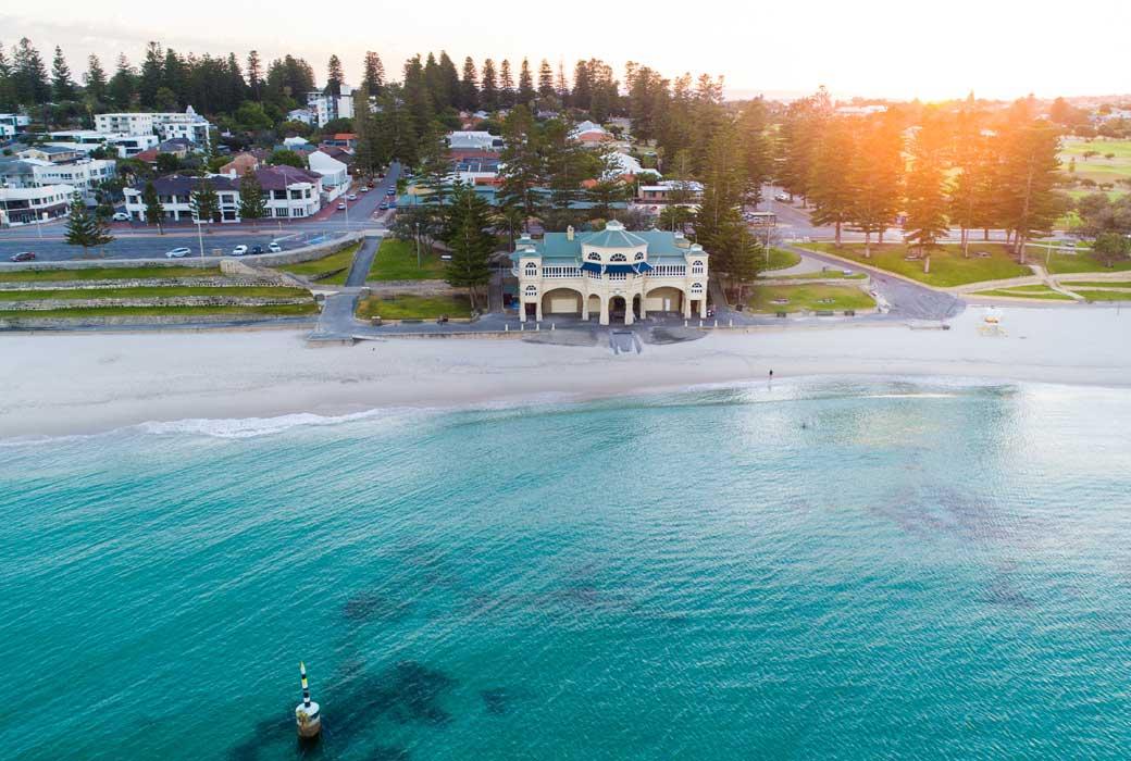 Cottesloe Beach Perth WA