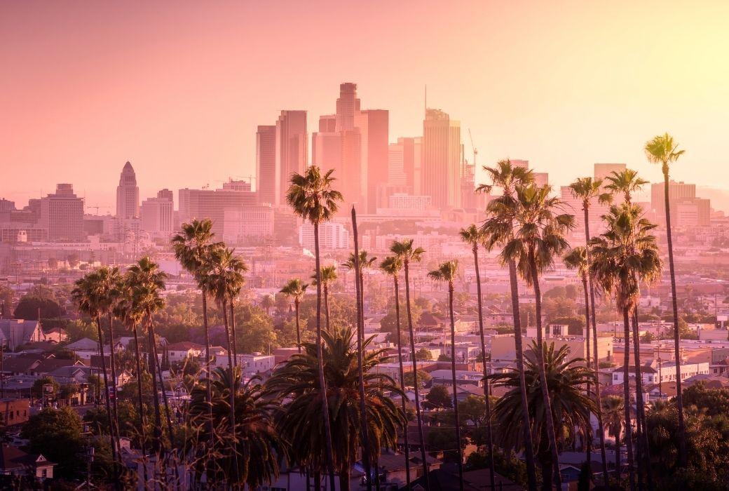 Los Angeles vaccination tour