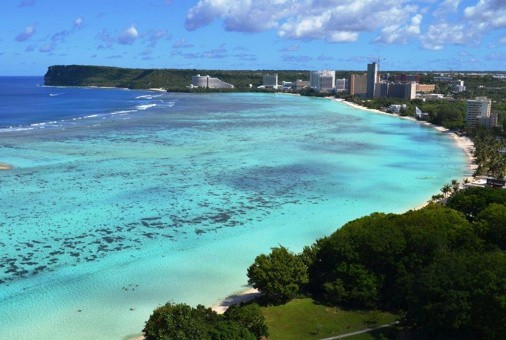 Guam vaccination tours