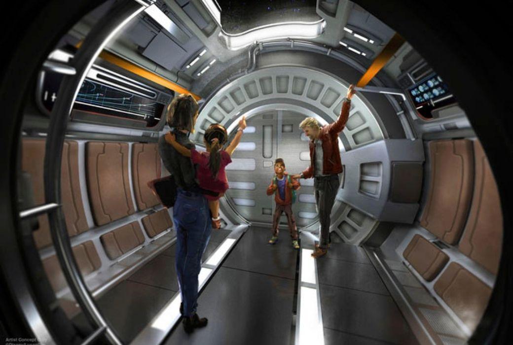 Star Wars Galactic Starcruiser hote