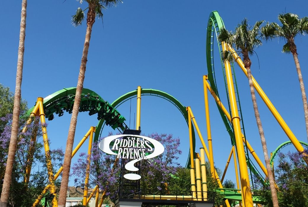 Six Flags is one of the cheapest theme parks in the world