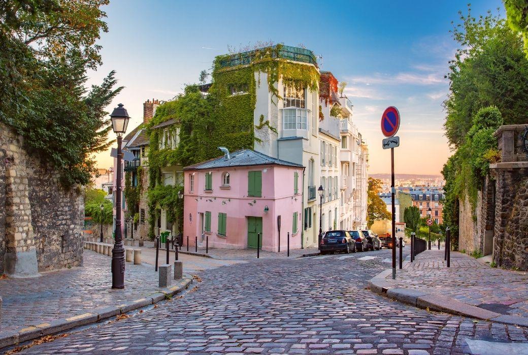 Paris Monmarte