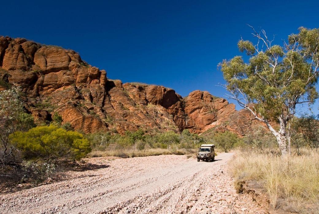 Steve Pizzati 4X4 Australia adventures