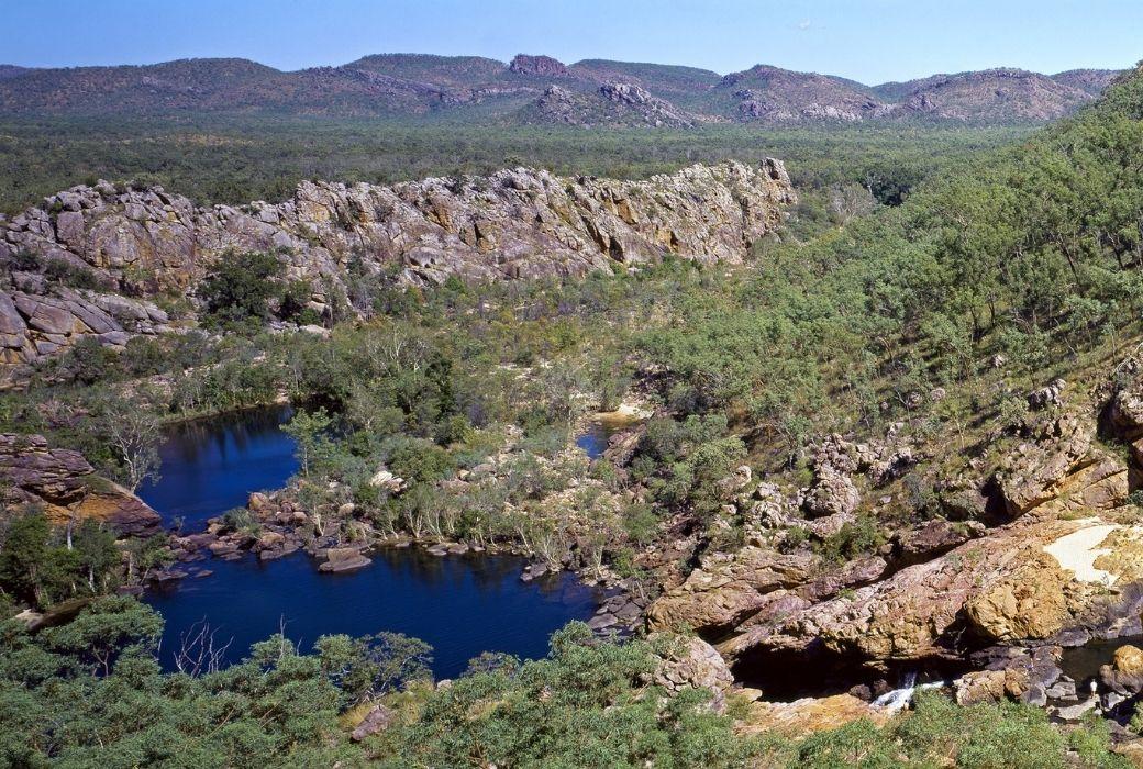 Koolpin Gorge NT