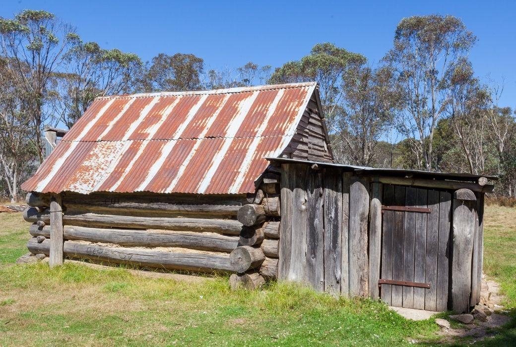 Davies Plain Hutt, Victoria