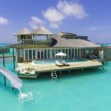 This resort includes the option to shipwreck the kids on a deserted island