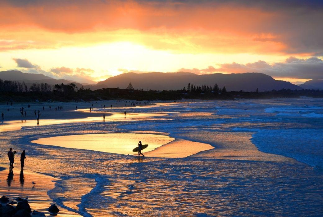 Byron Bay NSW travel rules