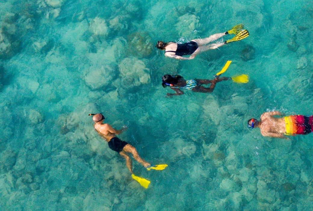 Soneva Maldives Adventure