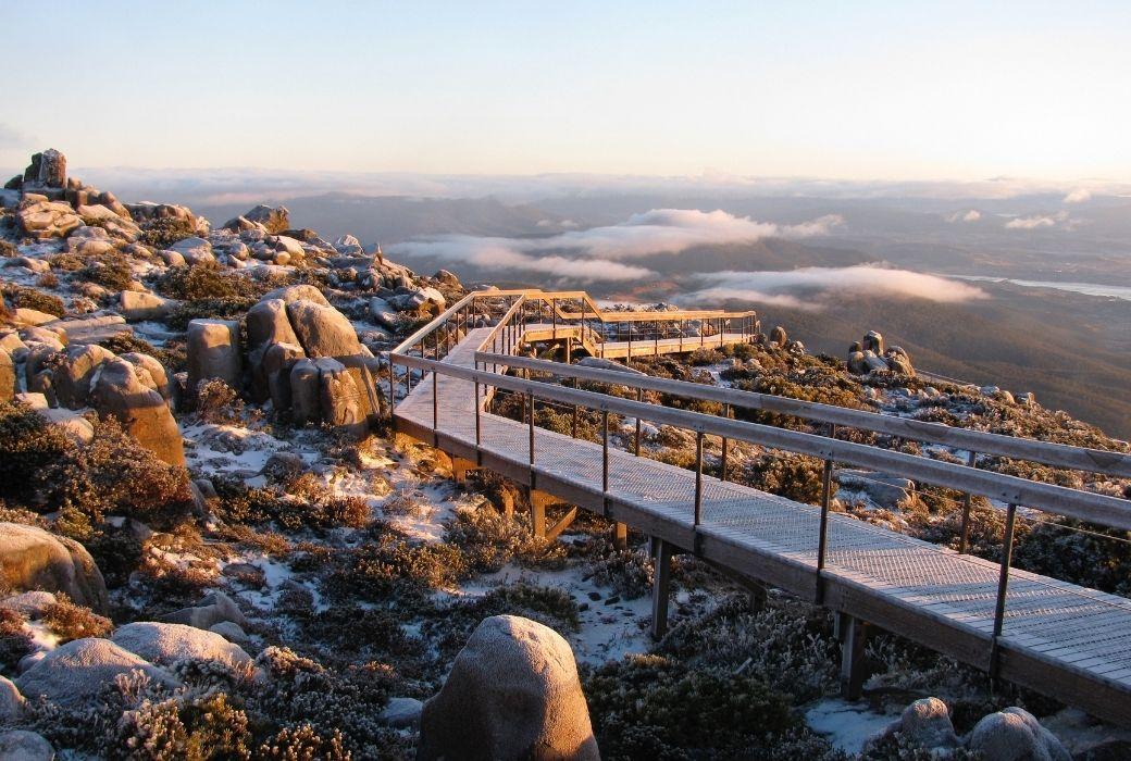 Hobart Tasmania.