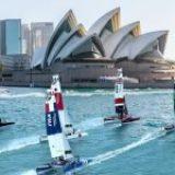 Australia Sail Grand Prix returns to Sydney Harbour
